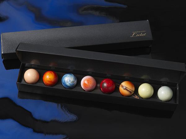 ショコラブティック レクラ 「惑星の輝き」 8個入