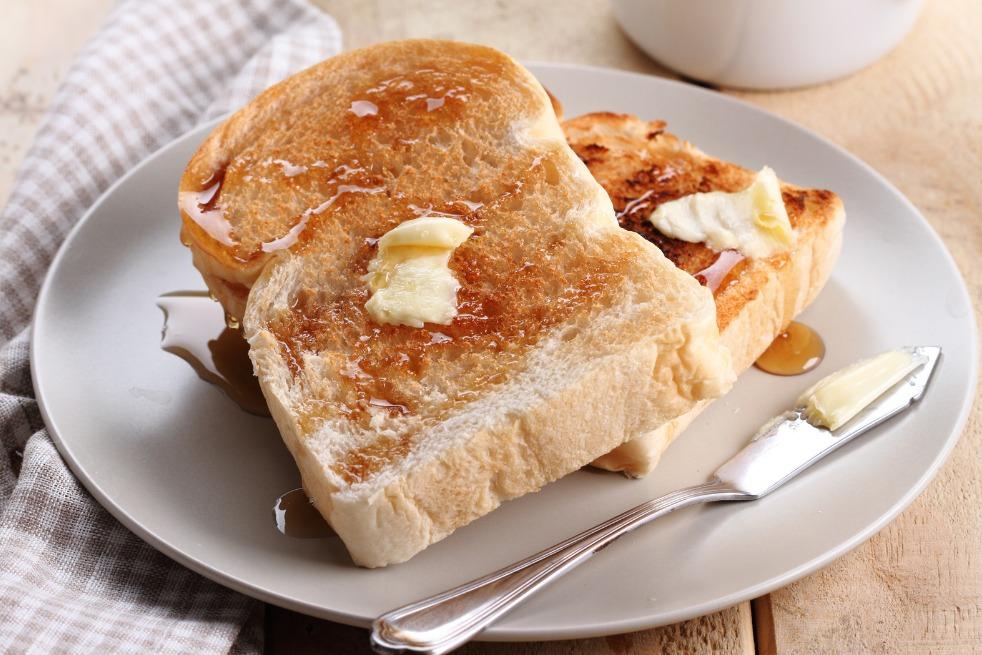 パンのお供のイメージ