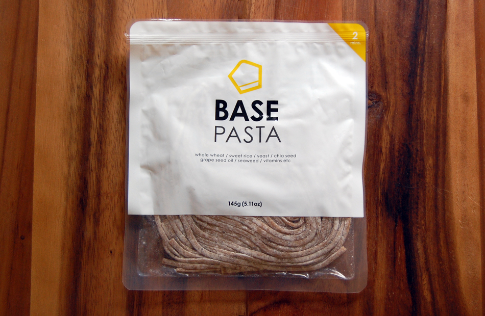 BASE PASTAパッケージ