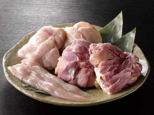 三和の純鶏名古屋コーチン正肉セット