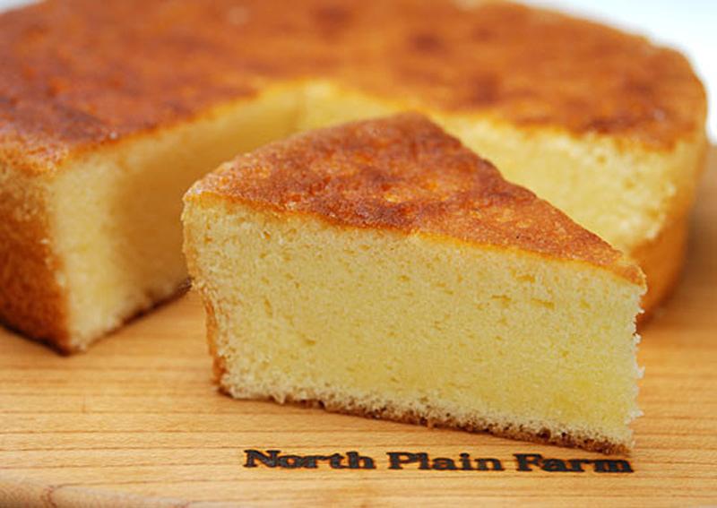 醗酵バターケーキ