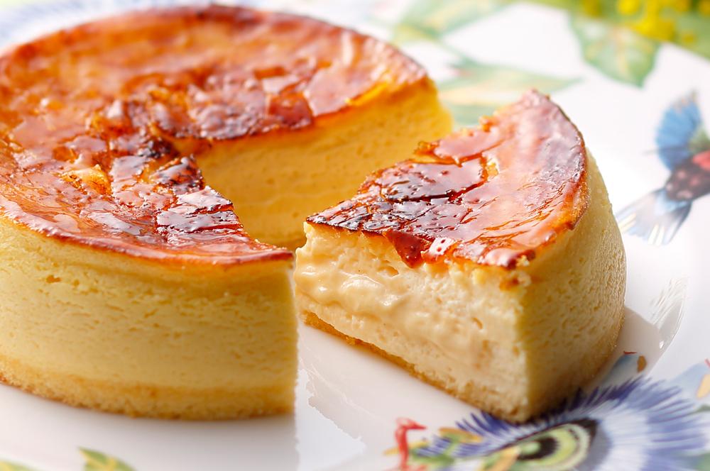 チーズ フォンデュ ケーキ