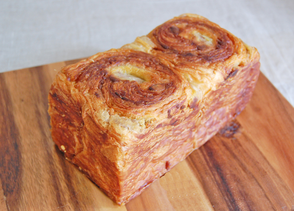 マロンデニッシュ一斤