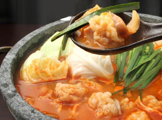 コプチャンチョンゴル(韓国もつ鍋)