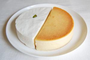チーズケーキ ハーフ&ハーフ