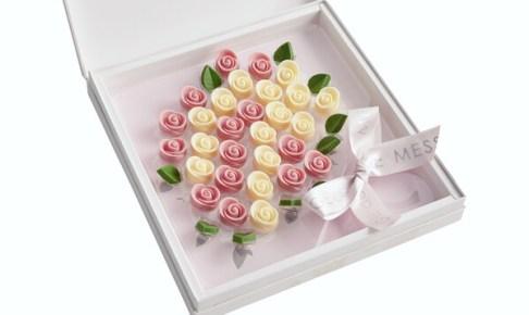 ブーケ・ミニヨン メサージュ・ド・ローズの商品写真