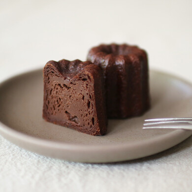 ダンデライオン・チョコレートmpカヌレ 6個セットの写真