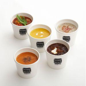 5スープセット
