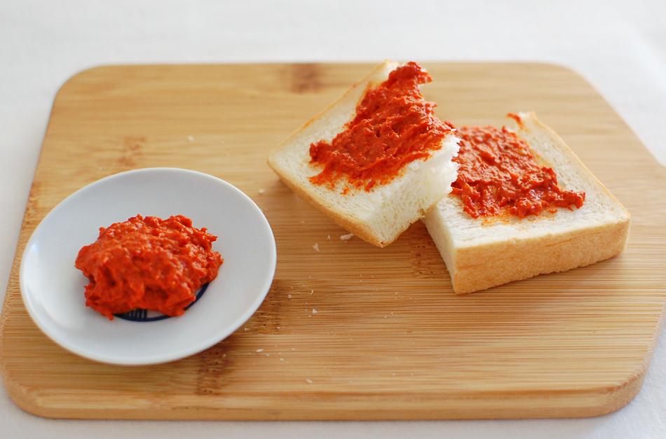 美味六彩とパン