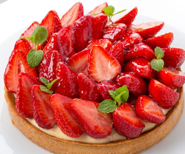 苺のタルト ミュゼ・ド・ガトー の画像