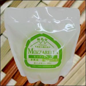 白糠酪恵舎チーズ モッツァレッラ