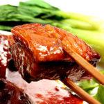 イベリコ豚のトロトロ~角煮350g(約2人前)(最高級ベジョータ)