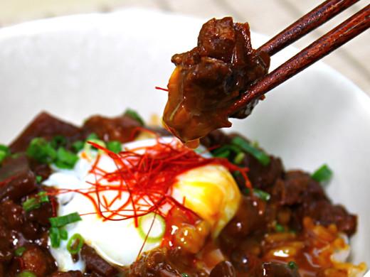 牛肉どて味噌煮丼 1kg 業務用
