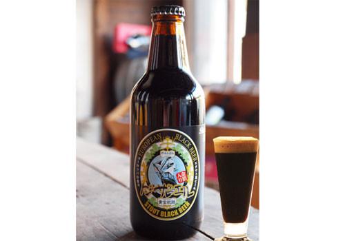 ドン・ザビエルスタウト国産黒ビール