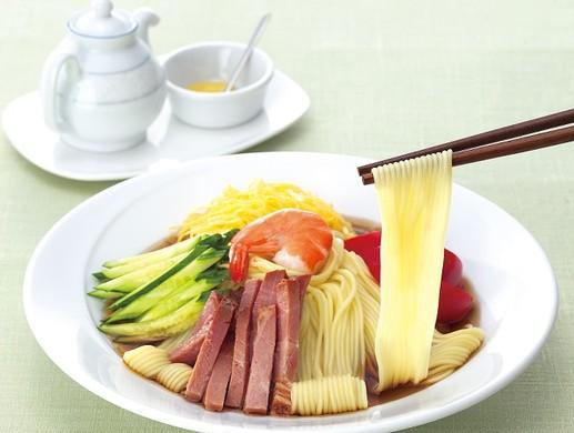 播州 干し中華麺 職人気質 冷し中華スープ付 10食入
