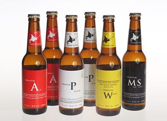 ビンビール6本入り