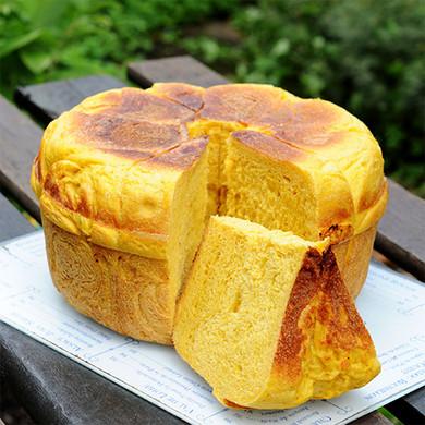 かぼちゃの鍋パン
