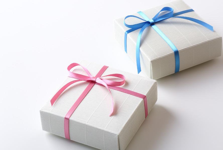 男友達に贈るプレゼントのイメージ