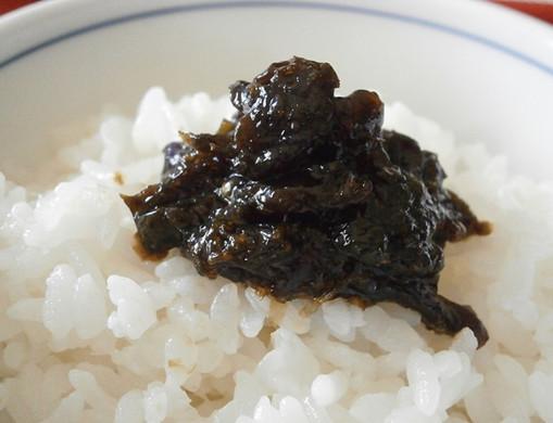 小樽 伊勢鮨 のりくらげ(佃煮)
