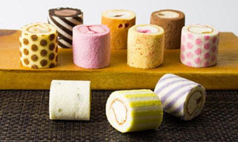《Fセット》ミニロールケーキ ミックスアソート10種