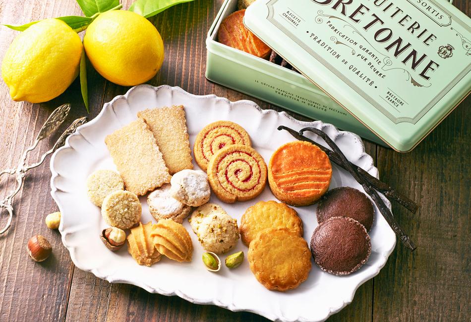 クッキーアソルティ