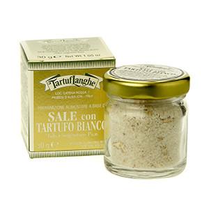 白トリュフ塩 30g タルトゥフランゲ トスカニー
