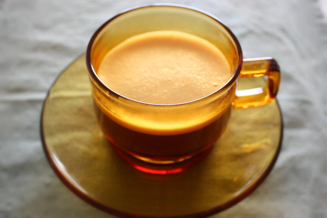 グラスフェッドバター グランフェルマージュでコーヒーバター