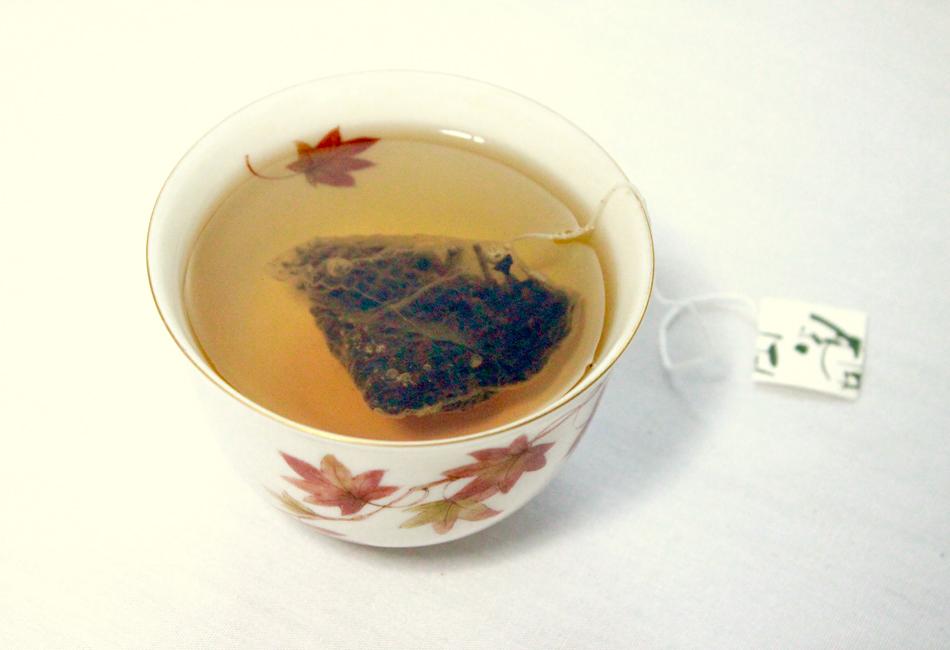 赤ちゃん番茶 淹れ方3