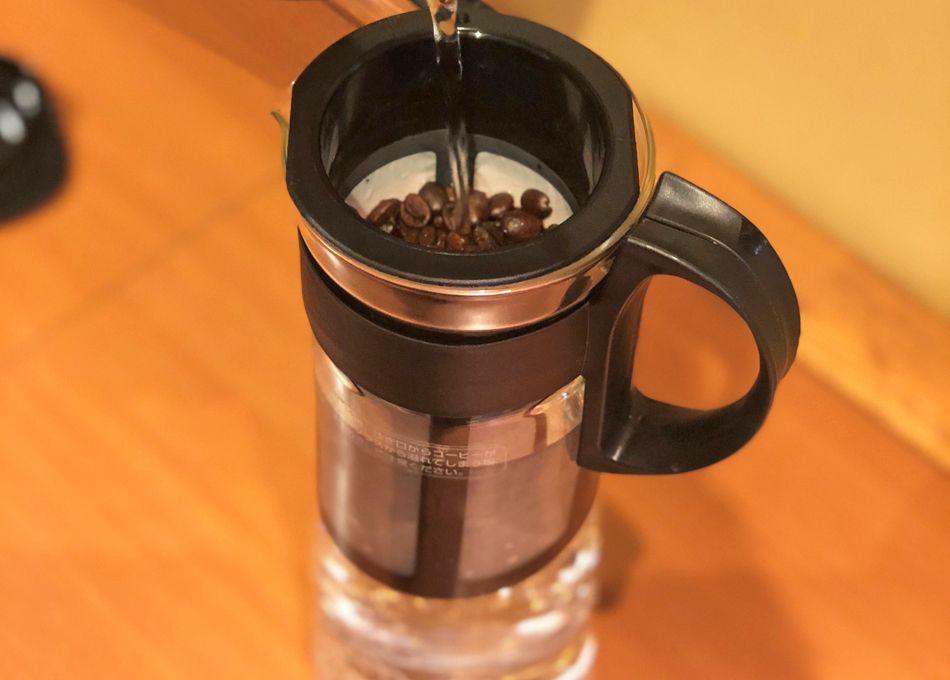 水出しコーヒーポット