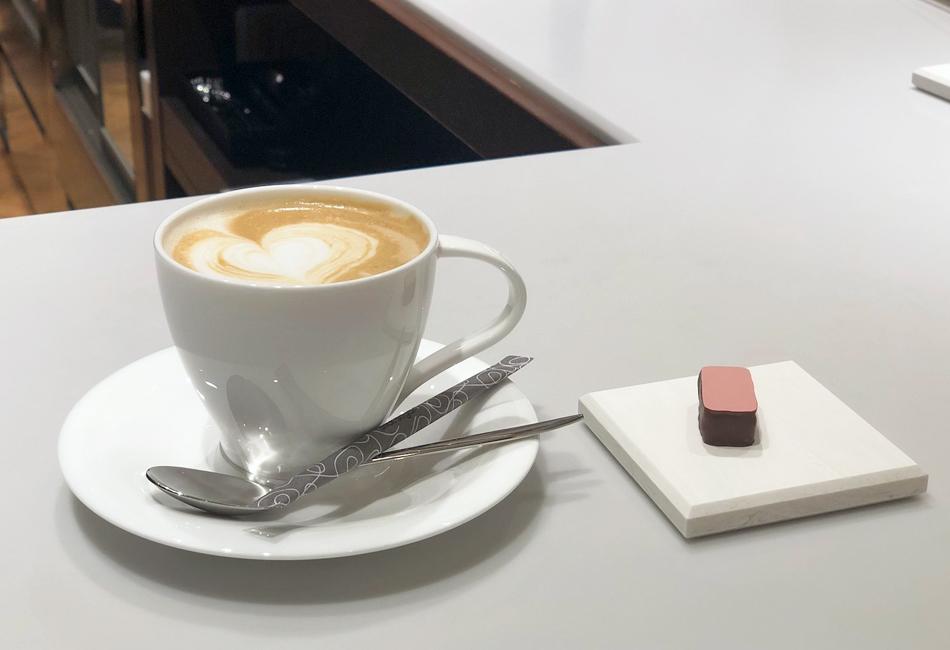 ドゥバイヨル カフェオレ×キャラメルのショコラ