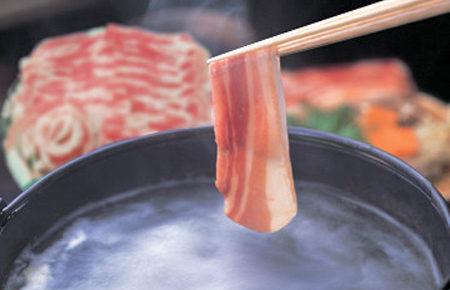 紅豚バラ200g(しゃぶしゃぶ用)