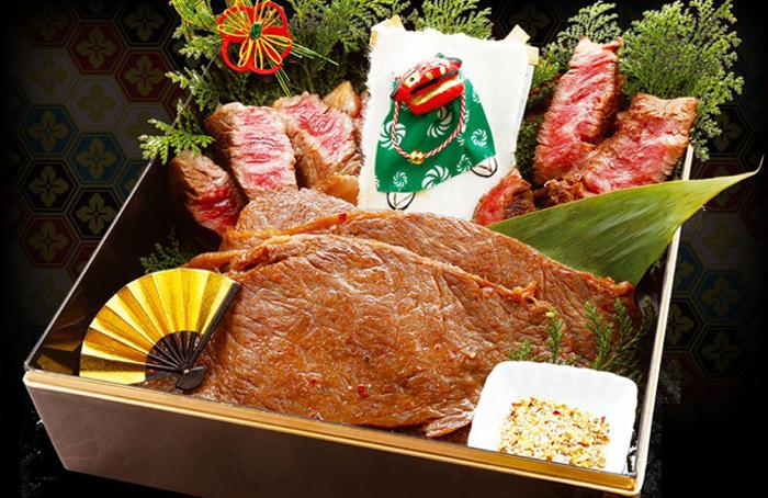 仙台牛の専門家たちが作った、他にはないおせち