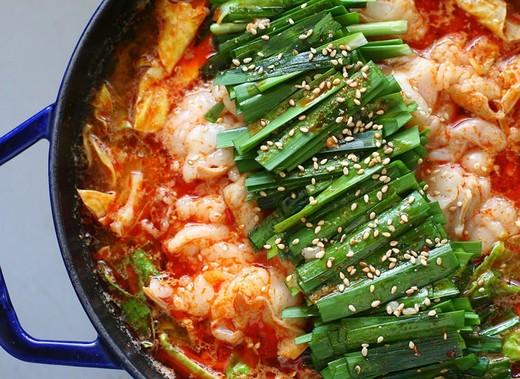もつ鍋韓国チゲ味セット