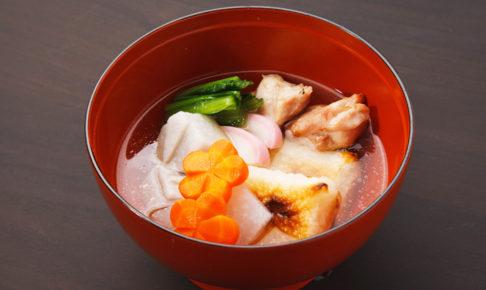 雑煮 関東風