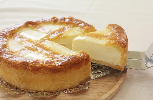 オリジナル・ベークド・チーズケーキ