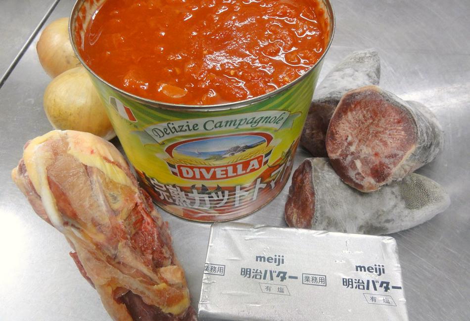 北海道産モッツァレラチーズinハンバーグ 材料