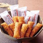 田舎おかき醤油味 大パック(48本)