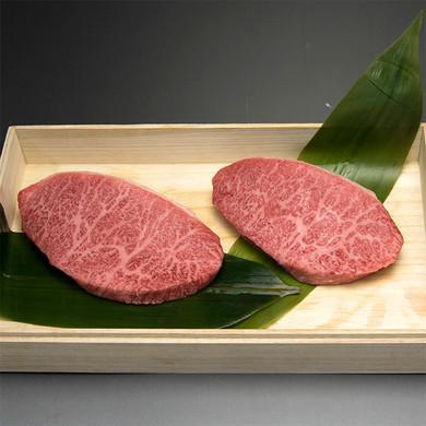 松阪牛イチボステーキ