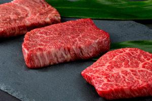 最高級飛騨牛【山勇牛】ステーキ3種食べ比べセット 100g×3