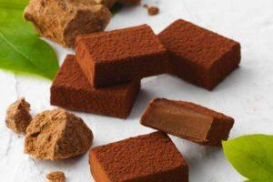 生チョコレート S[黒糖]
