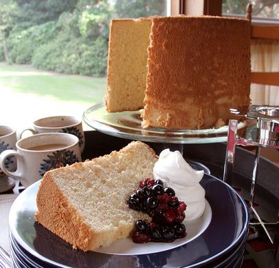 メープルシフォンケーキクイーンサイズ フレイバー・シフォンケーキの店