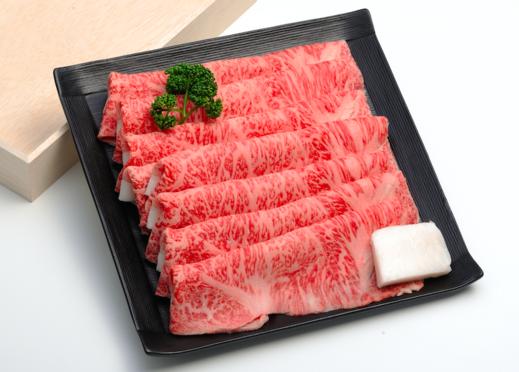 最高級 極上 松阪牛 ギフト すき焼き ロース