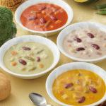 野菜と豆の具だくさんポタージュセット