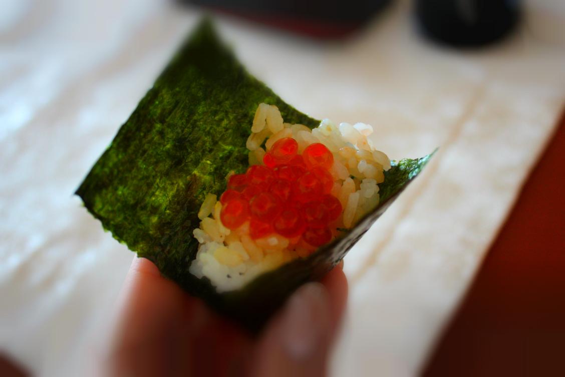 佐藤水産の彩食兼美Bの海苔巻