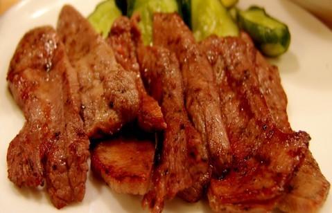 仙台名物 肉厚牛タン