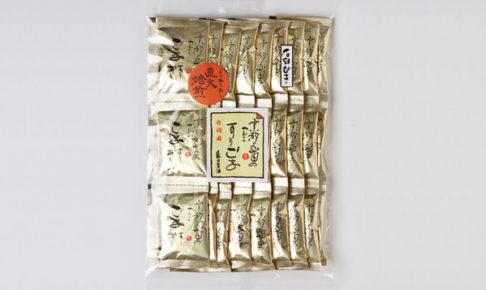 すりごま小袋徳用(白)4g×27袋