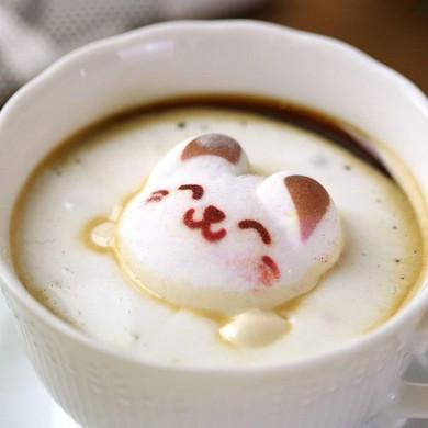 Latte マシュマロ ラテマル