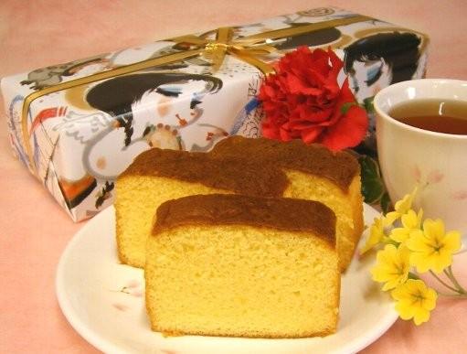 浅草ブランデーケーキ 1本入 ナポレオン
