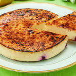 〈御献上カスティーラ〉チーズケーキ