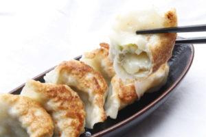 宝永手造りチーズ餃子